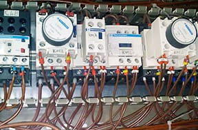 Electrical installation image